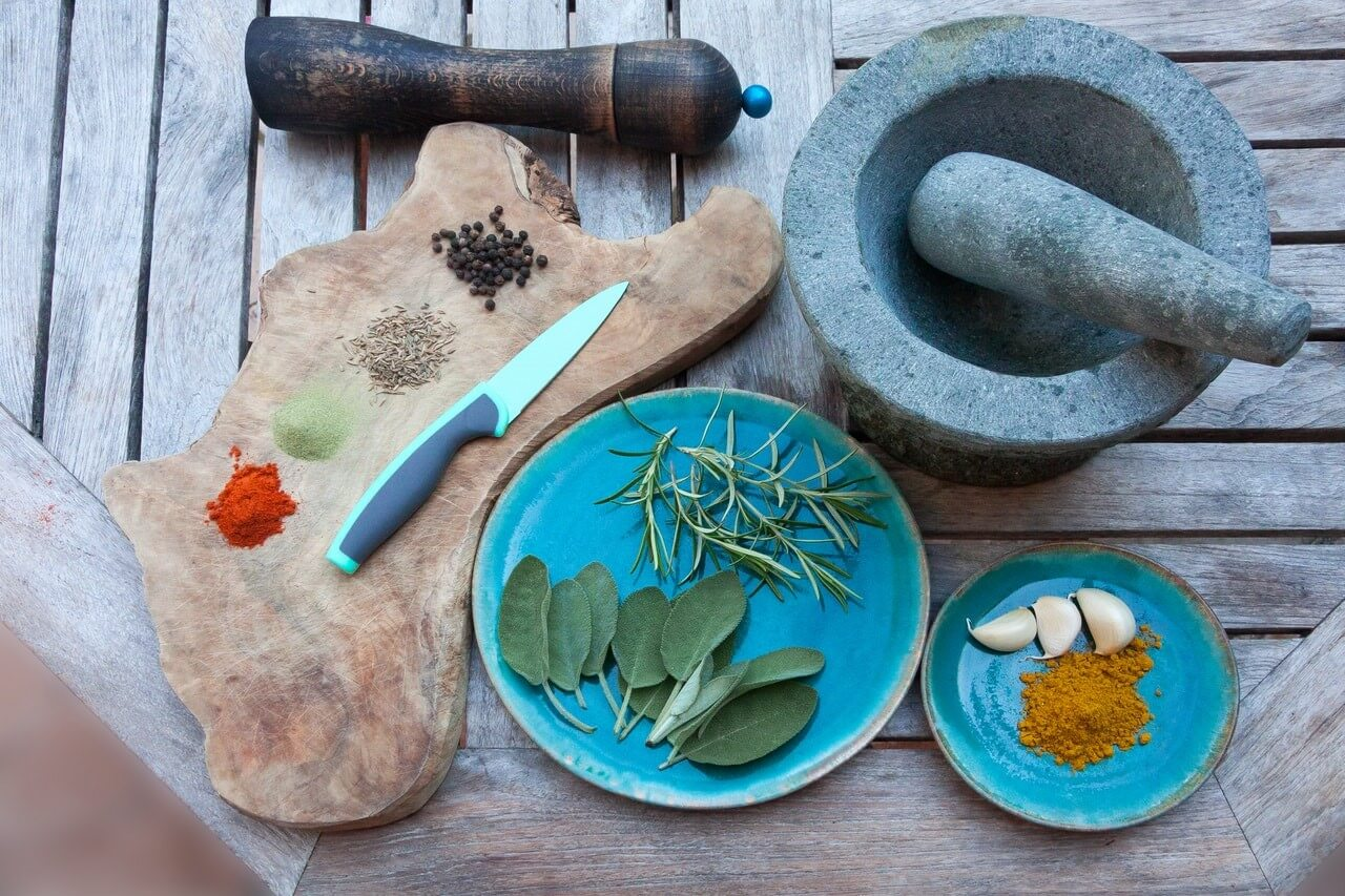 Herbs and Spices and their Health Benefits