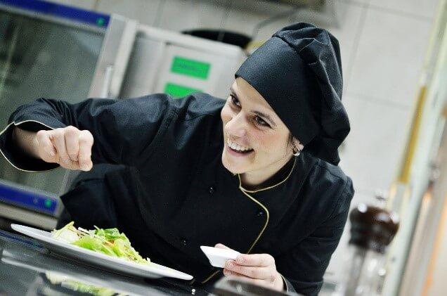 hiring a chef