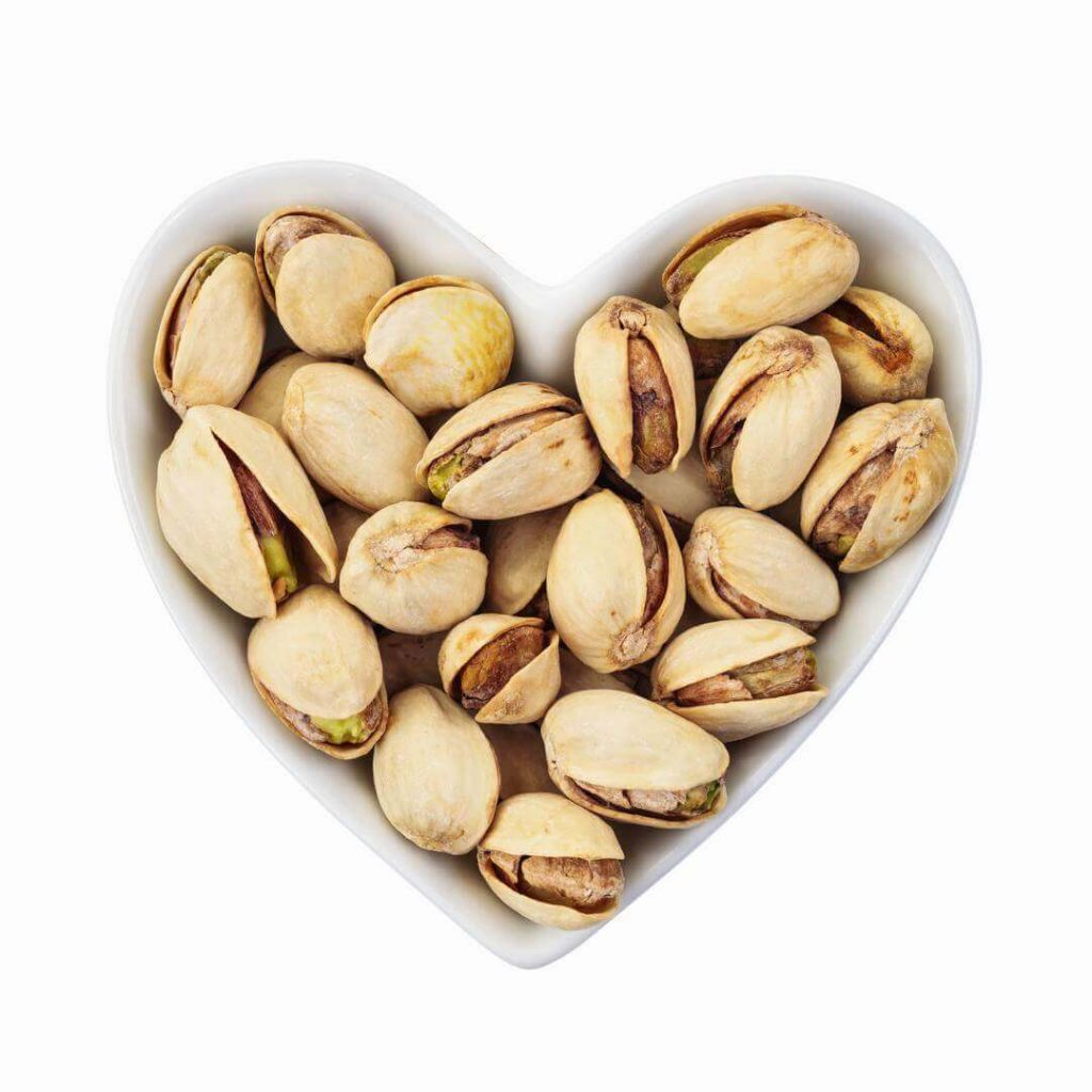 pistachio nuts benefits