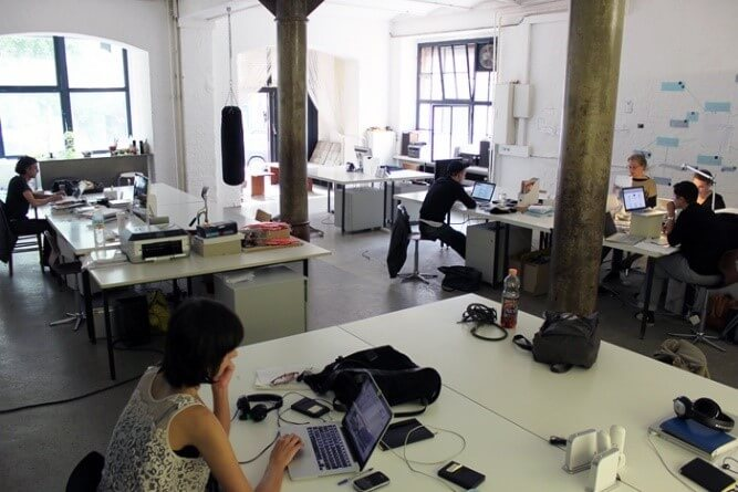 Start a Coworking Space Business