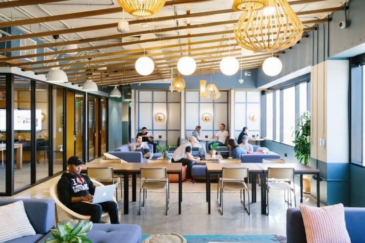 Starting a Coworking Space Business
