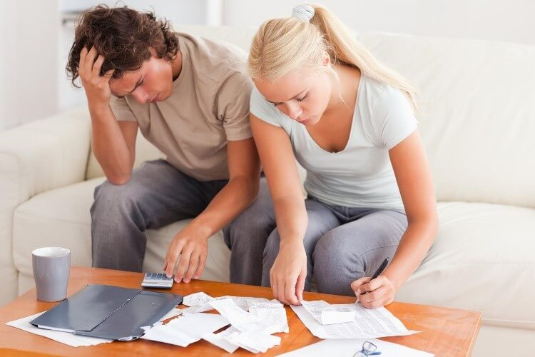 What Happens When You Marry Someone With Debt