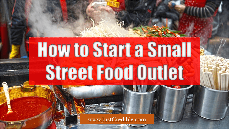 How to Start a Small Street Food Outlet in India