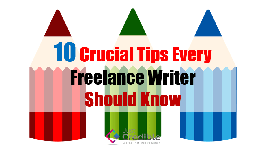 Tips Every Freelance Writer Should Know