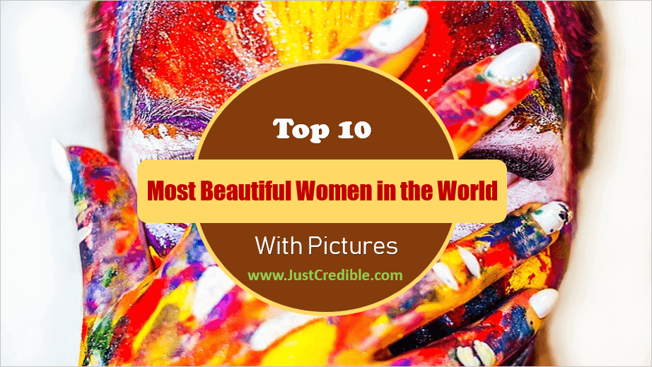 10 Most Beautiful Women in the World
