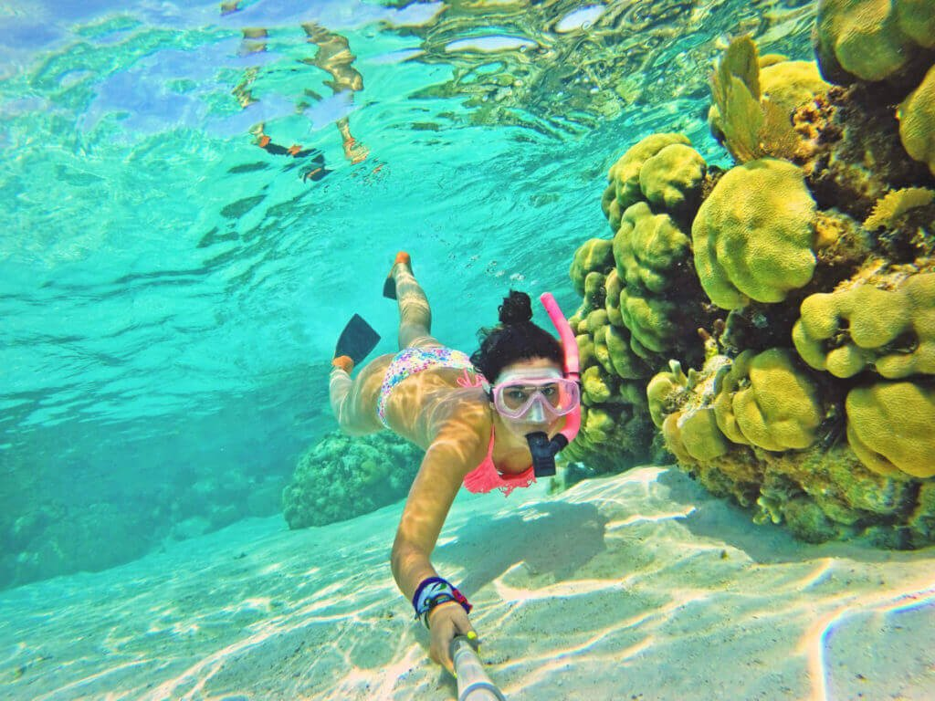 Ambergris Caye, Belize, Central America - best places to dive and snorkel