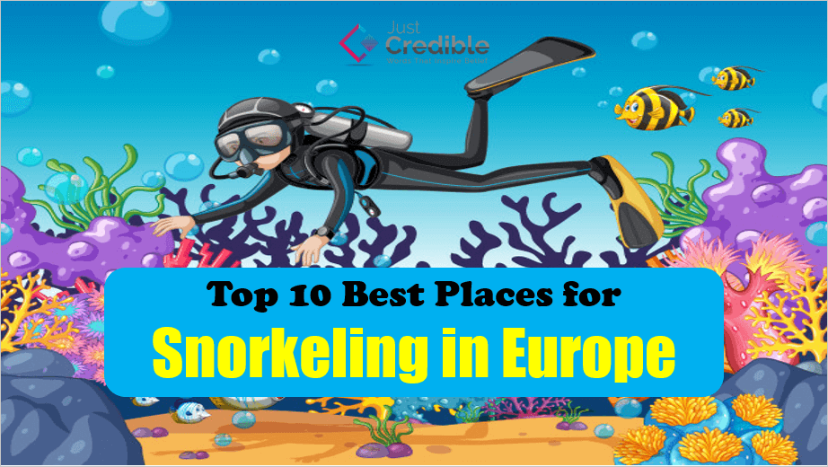 Best Places for Snorkeling in Europe
