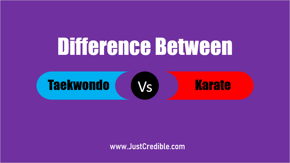 What is the Difference Between Taekwondo and Karate