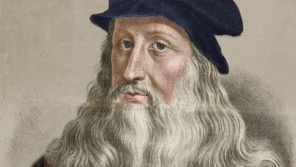 most intelligent people of the world - Leonardo Da Vinci