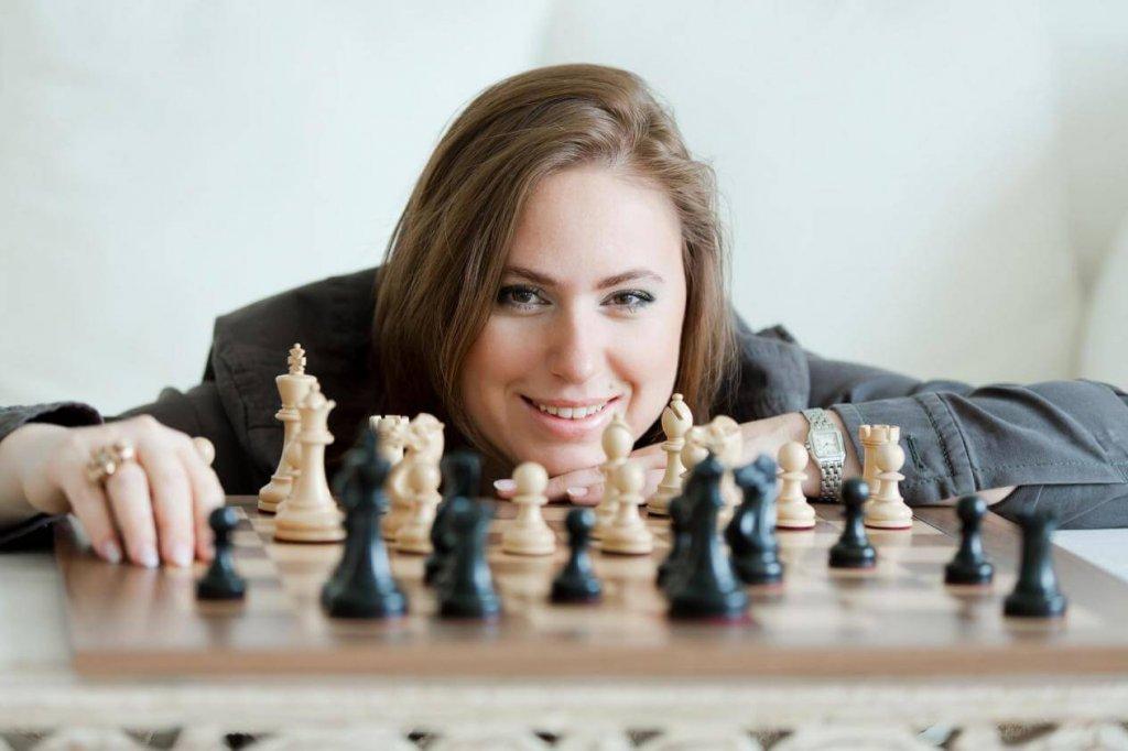 worlds most intelligent people - Judit Polgar