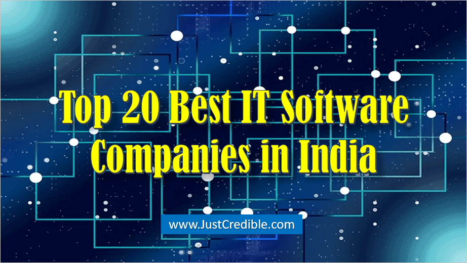Best IT Software Companies in India