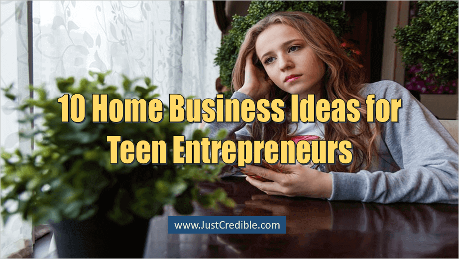 Business Ideas for Teen Entrepreneurs