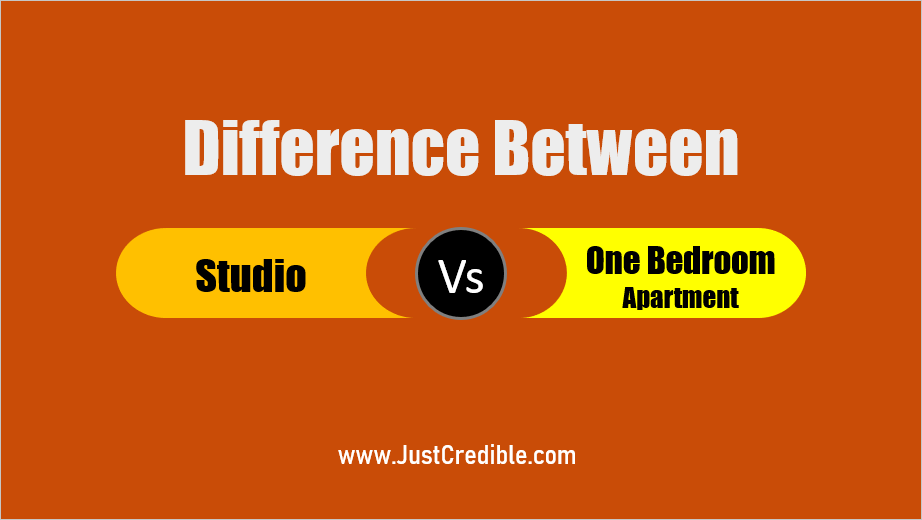 Difference Between Studio and One Bedroom Apartment