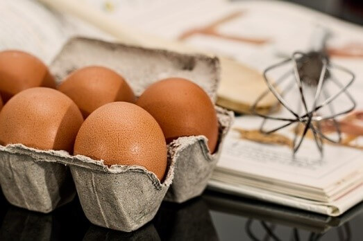Egg - A Complete Source of Protein