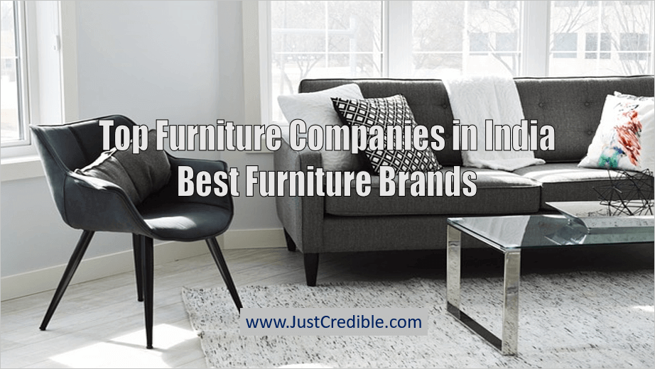 Furniture Companies in India