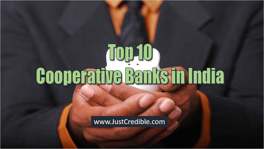 Top 10 Cooperative Banks in India