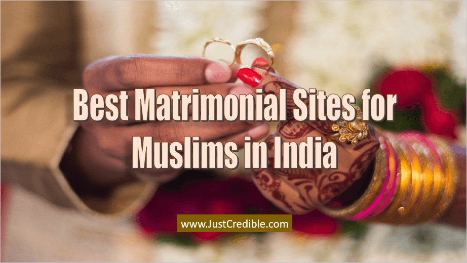 Best Matrimonial Sites for Muslims in India