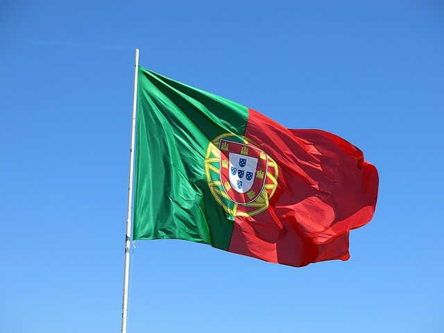 Best National Flags in the World - flag of Portugal
