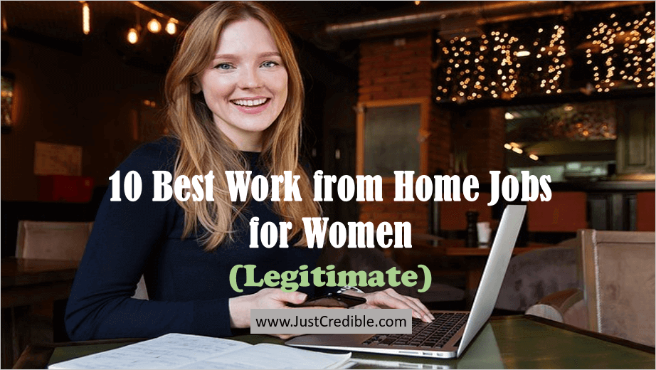 Best Work from Home Jobs for Women