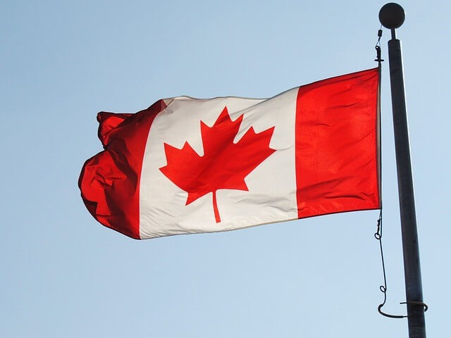 Most Beautiful Flags in the World - Canadian flag
