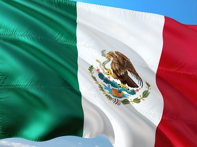 Most Beautiful Flags in the World - flag of Mexico