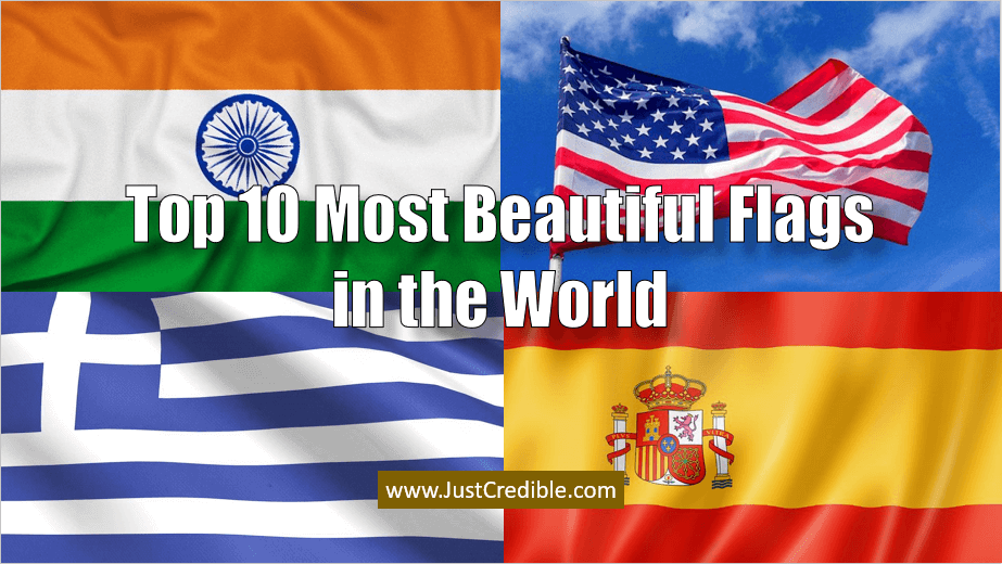 Most Beautiful Flags in the World