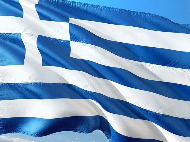 Most Beautiful National Flag in the World - flag of Greece