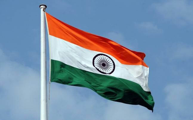 Most Beautiful National Flags in the World - Indian flag