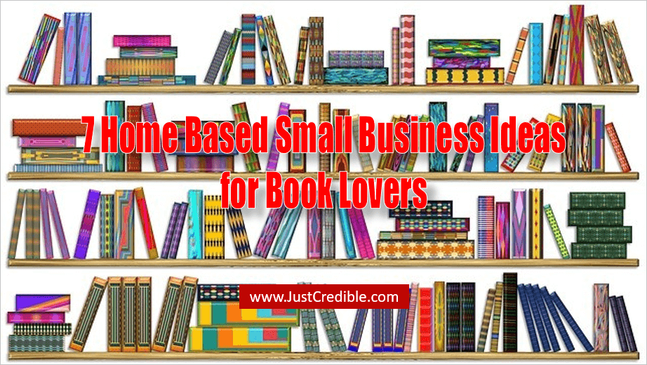 Small Business Ideas for Book Lovers