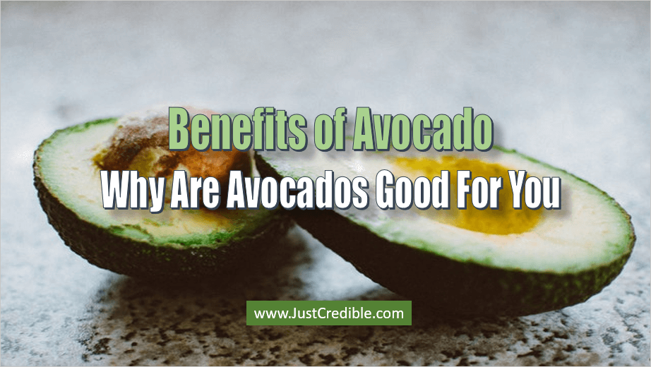 benefits of eating avocado daily