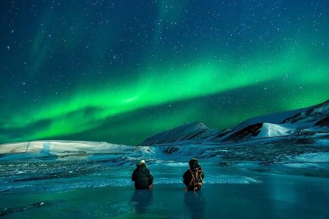 Aurora Borealis - great wonders of the world