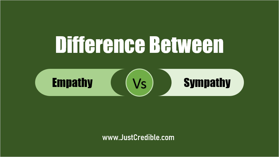 Difference Between Empathy and Sympathy