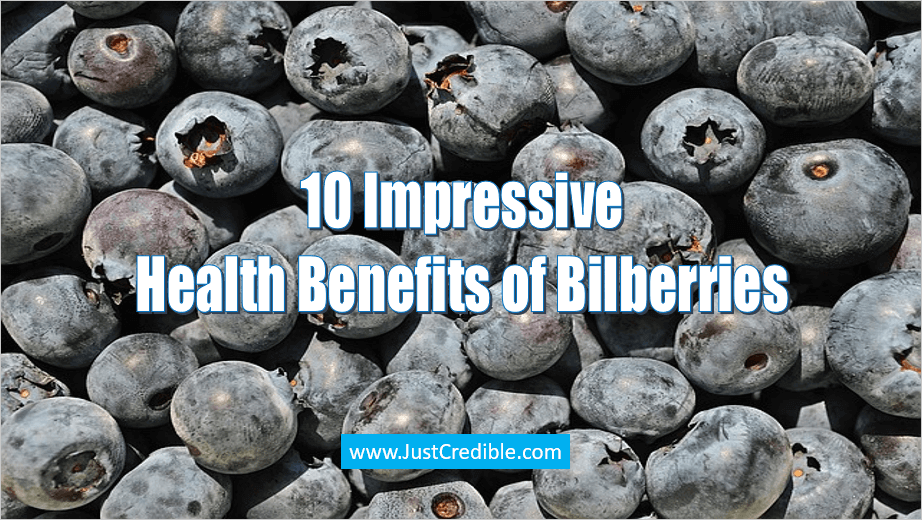 Health Benefits of Bilberries