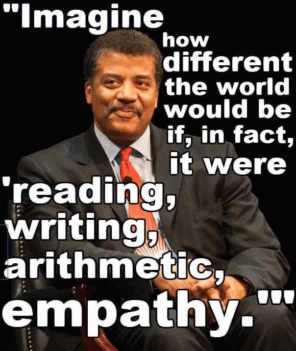 Sympathy versus Empathy