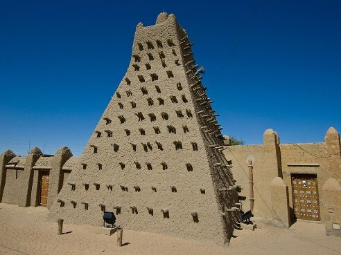 Timbuktu - List of ten wonders of the world