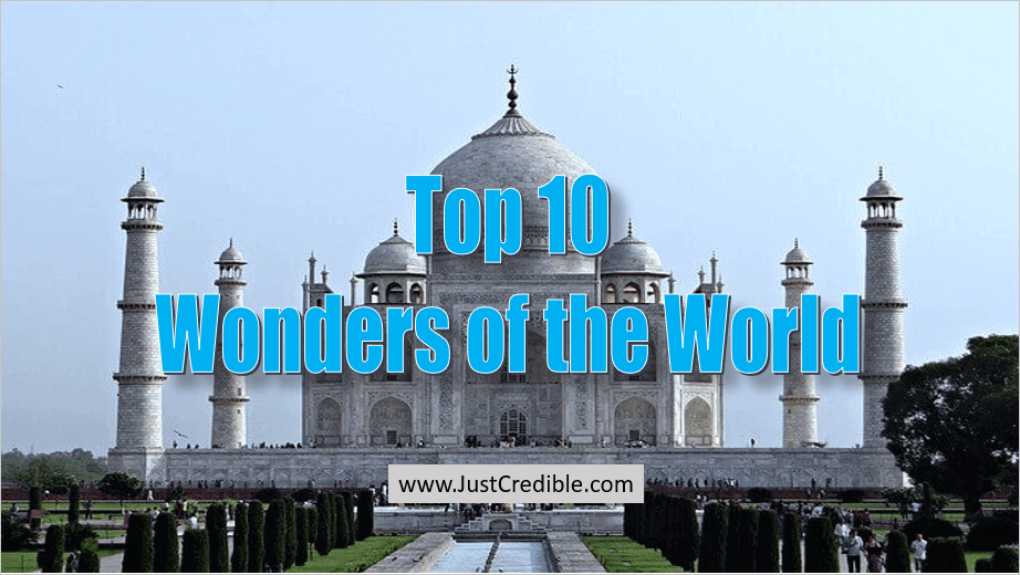 Top 10 Wonders of the World