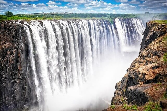 Victoria Falls - 10 wonders of the world