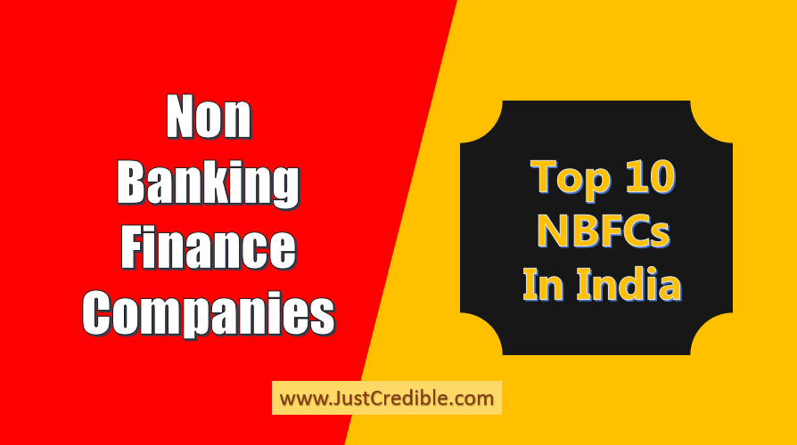 Top NBFCs in India (Non Banking Financial Companies)
