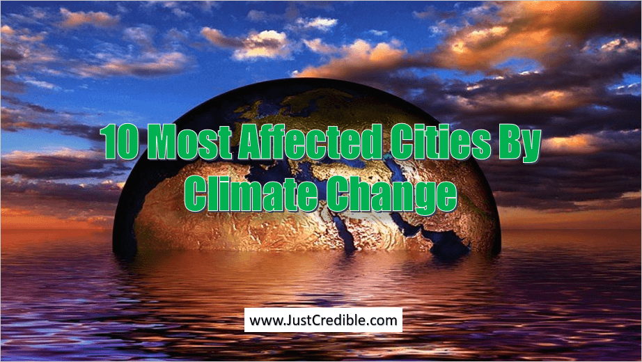 Cities Most Affected by Climate Change