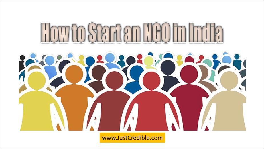 Start an NGO in India