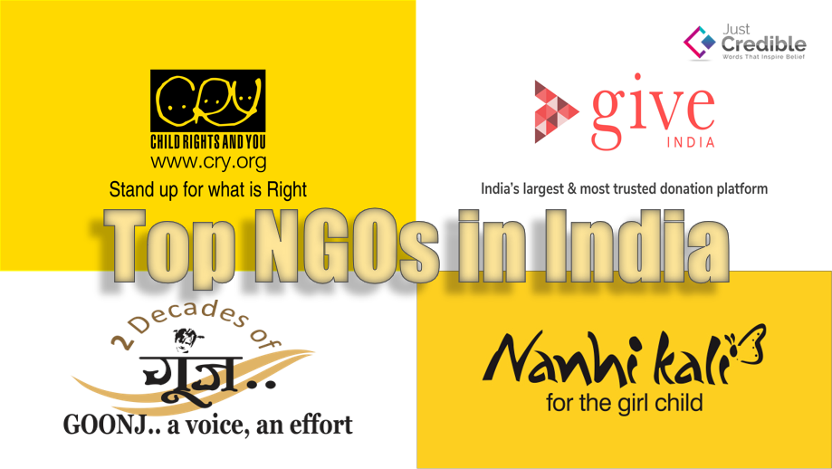 Top 10 Best NGOs in India