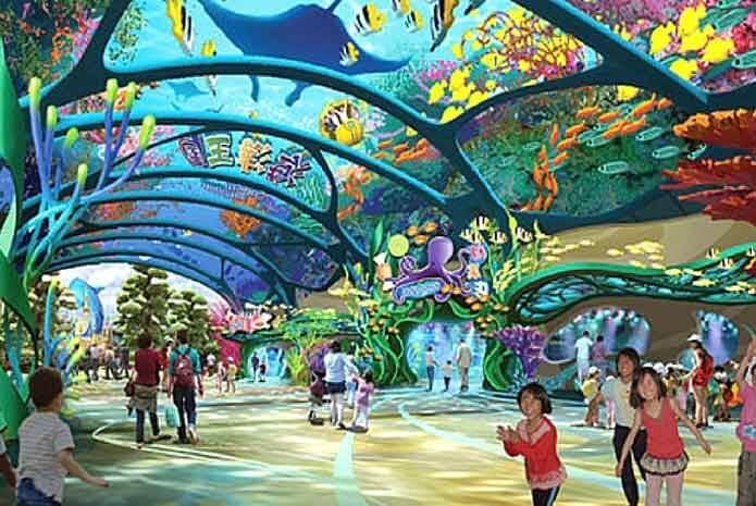 Chimelong Ocean Kingdom, Hengqin, China