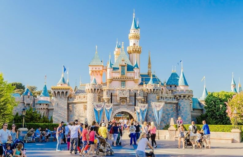 Disneyland Park, California, USA