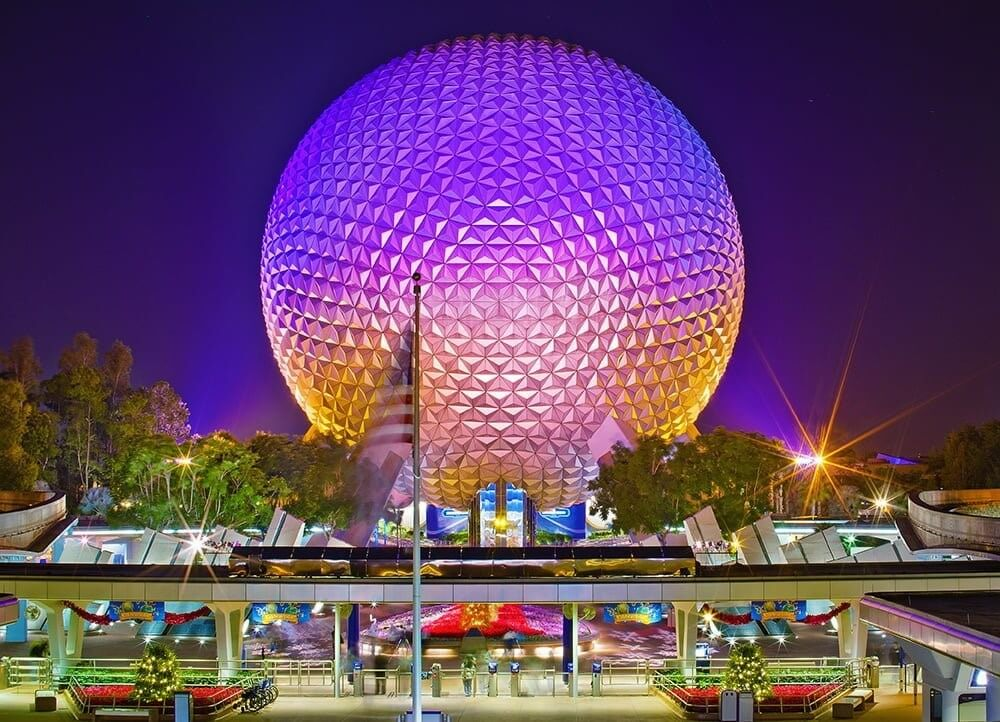 EPCOT Theme park, Florida, USA
