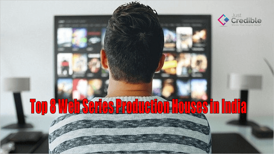 Indian web series production companies