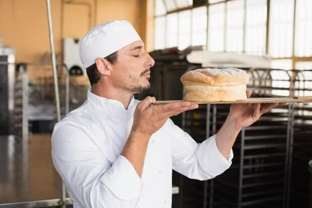 equipment for opening a small bakery
