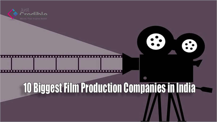 top film production companies in India