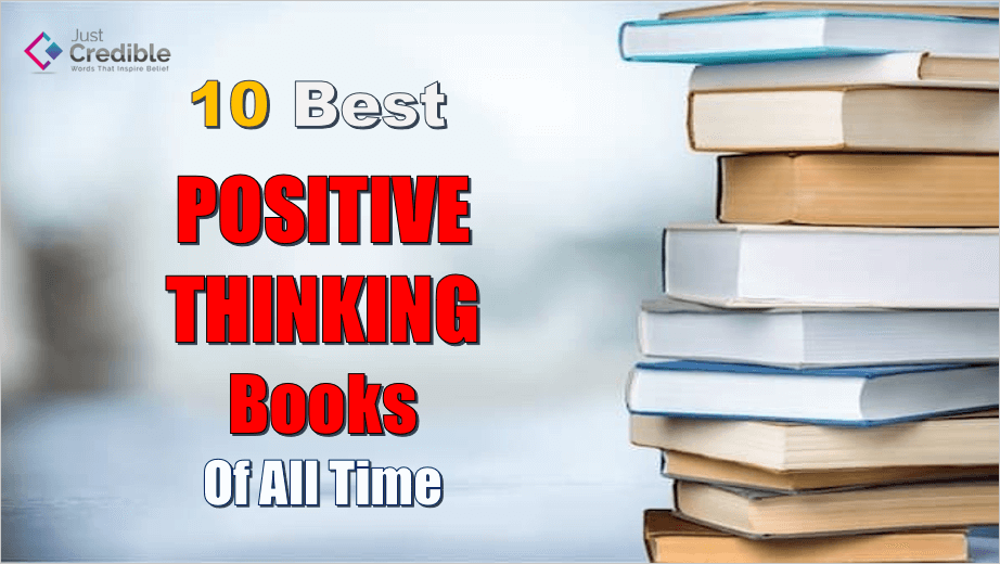 Best Positive Thinking Books of all Time