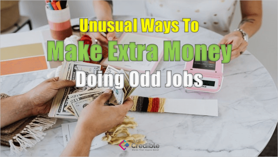 Unusual Ways to Make Extra Money