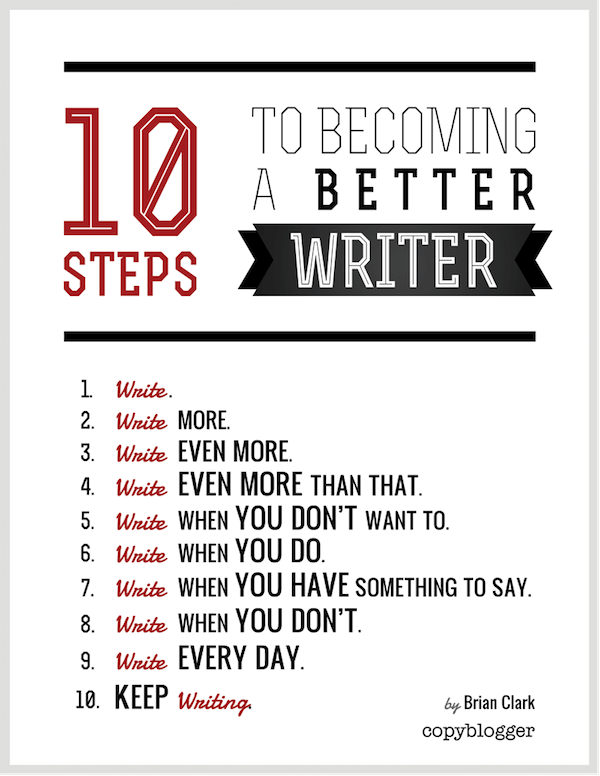 story writing tips for beginners